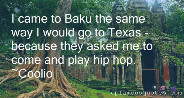 Quotes About Baku