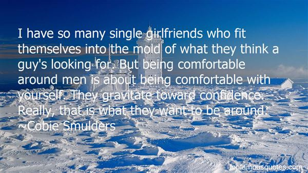 Quotes About Being Comfortable With Yourself