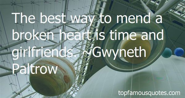 Quotes About Broken Heart Friend
