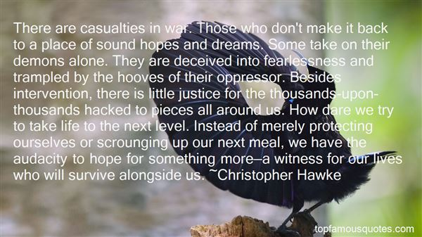 Quotes About Casualties In War