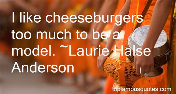 Quotes About Cheeseburgers