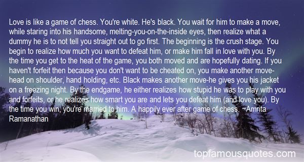 Quotes About Chess Endgame