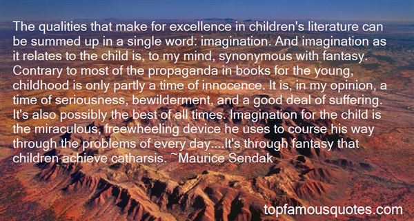 Quotes About Childhood Innocence