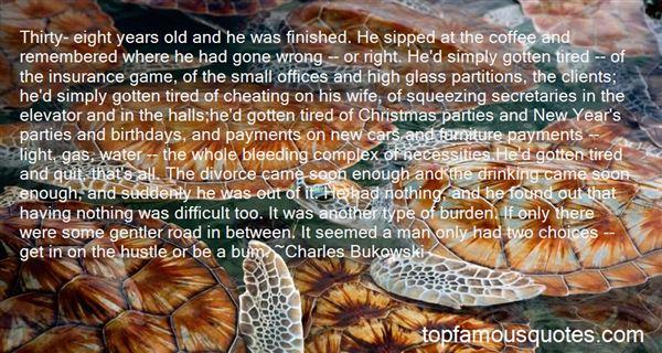 Quotes About Chris Burden