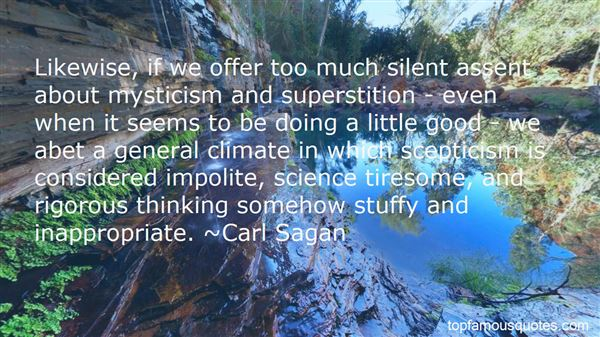 Quotes About Climate Science