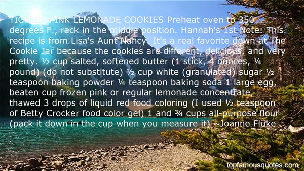 Quotes About Cookies And Tea