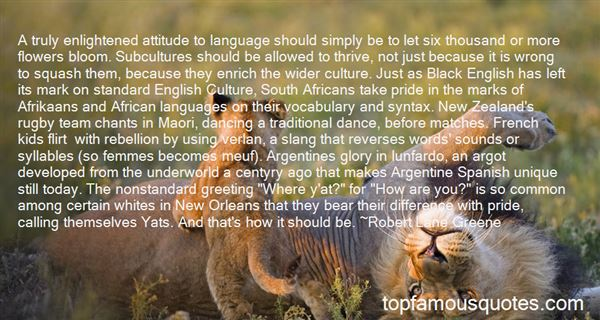 Quotes About Culture In Spanish