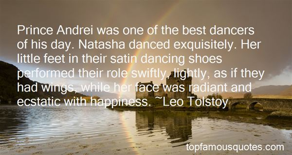 Quotes About Dancing And Happiness