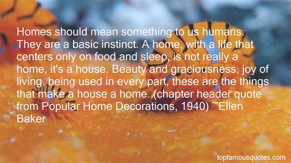 Quotes About Decorations