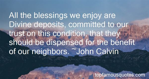 Quotes About Deposits