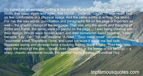 Quotes About Design Graphic