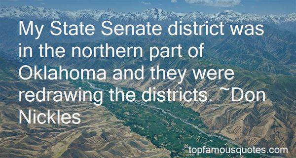 Quotes About Districts