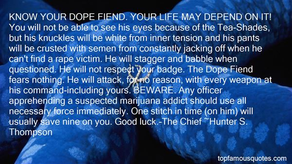 Quotes About Dope Life