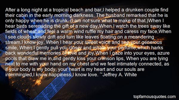Quotes About Drunken Memories