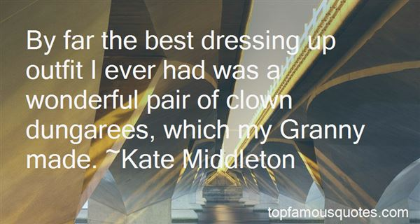 Quotes About Dungarees