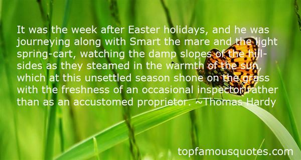 Quotes About Easter Holidays