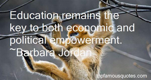 Quotes About Economic Empowerment