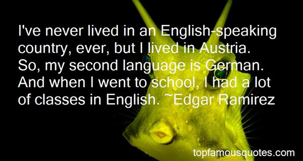 Quotes About English Classes
