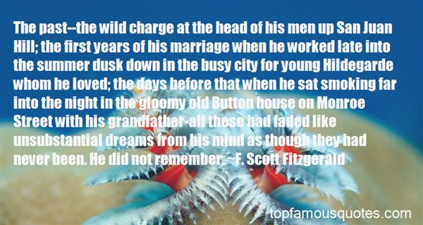 Quotes About Faded Dreams