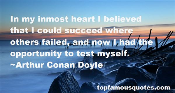 Quotes About Failed Opportunity