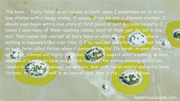 Quotes About Fairy Tales And Life