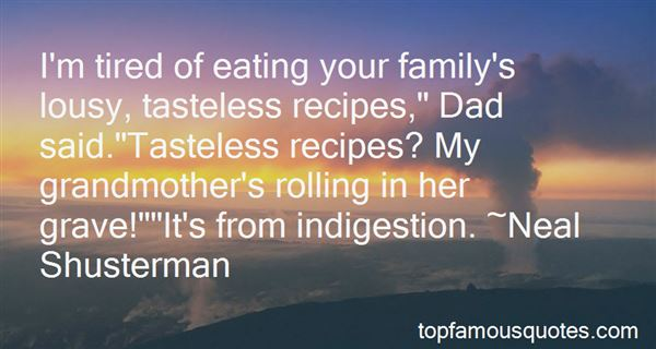Quotes About Family Recipes