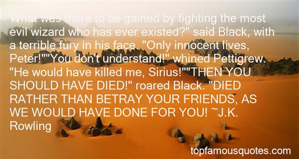 Quotes About Fighting With Friends