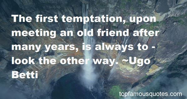 Quotes About First Meeting A Friend