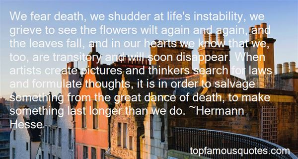 Quotes About Flowers And Death