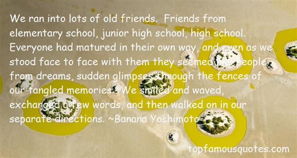 Quotes About Friends With Memories