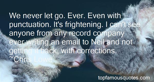 Quotes About Getting Corrections