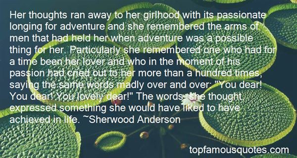 Quotes About Girlhood