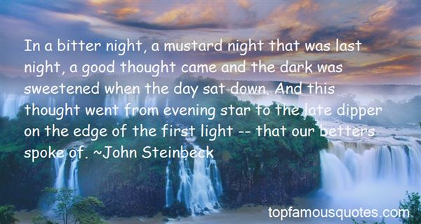 Quotes About Good Evening