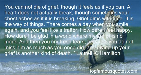 Quotes About Grief Of A Father