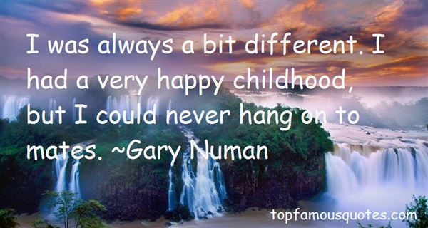 Quotes About Happy Childhood