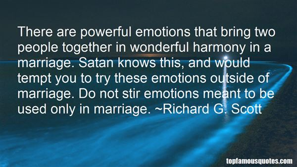 Quotes About Harmony In Marriage