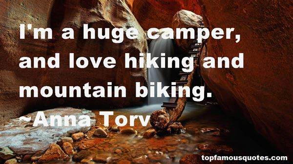 Quotes About Hiking A Mountain