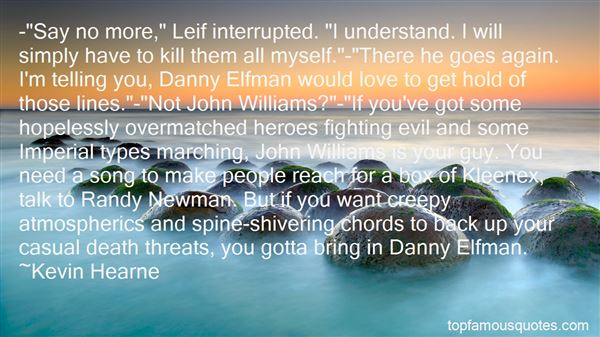Quotes About John Williams