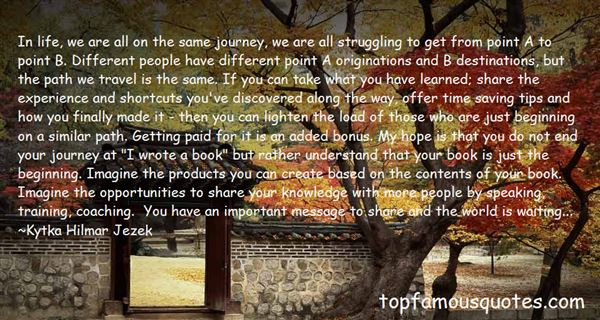 Quotes About Journey By Train