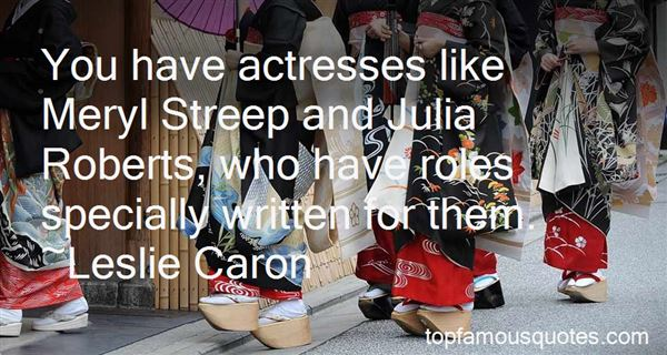Quotes About Julia Roberts