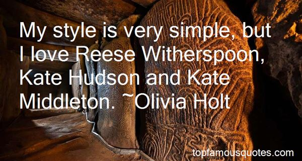 Quotes About Kate Hudson