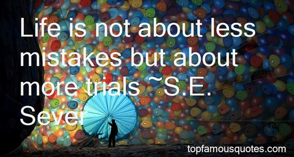 Quotes About Life Trials