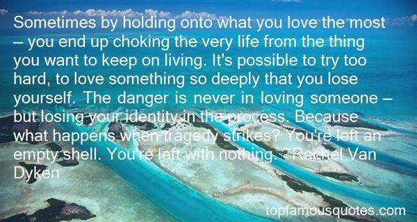 Quotes About Living Deeply