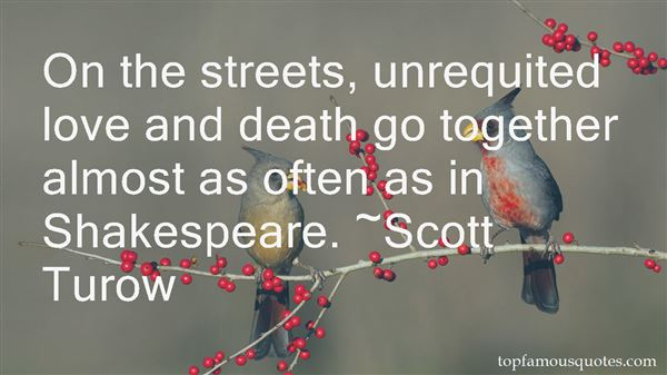 Quotes About Love And Death Shakespeare