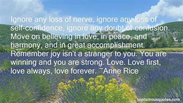 Quotes About Love Peace And Harmony