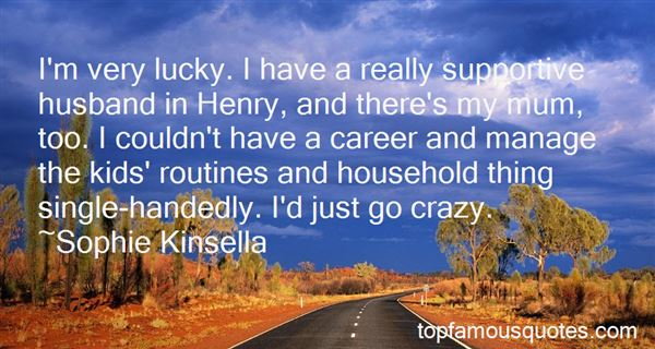 Quotes About Lucky Husband