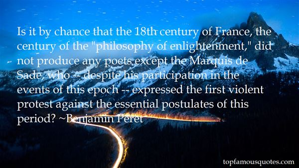 Quotes About Marquis De Sade