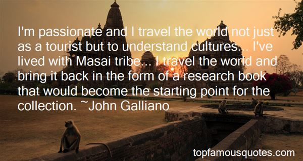 Quotes About Masai