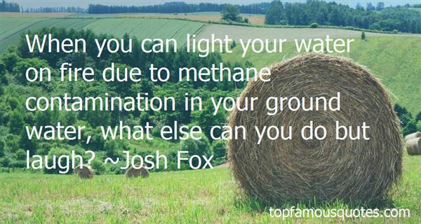 Quotes About Methane