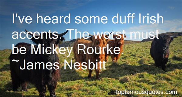 Quotes About Mickey Rourke